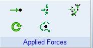 Figure 27: Applied forces