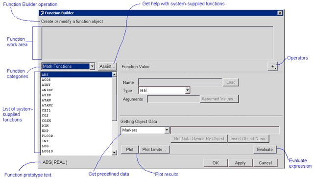 Function builder expression mode